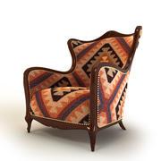 Кресло Килим 3d model