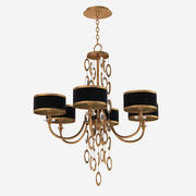 John Richard ajc-8795 chandelier 3d model