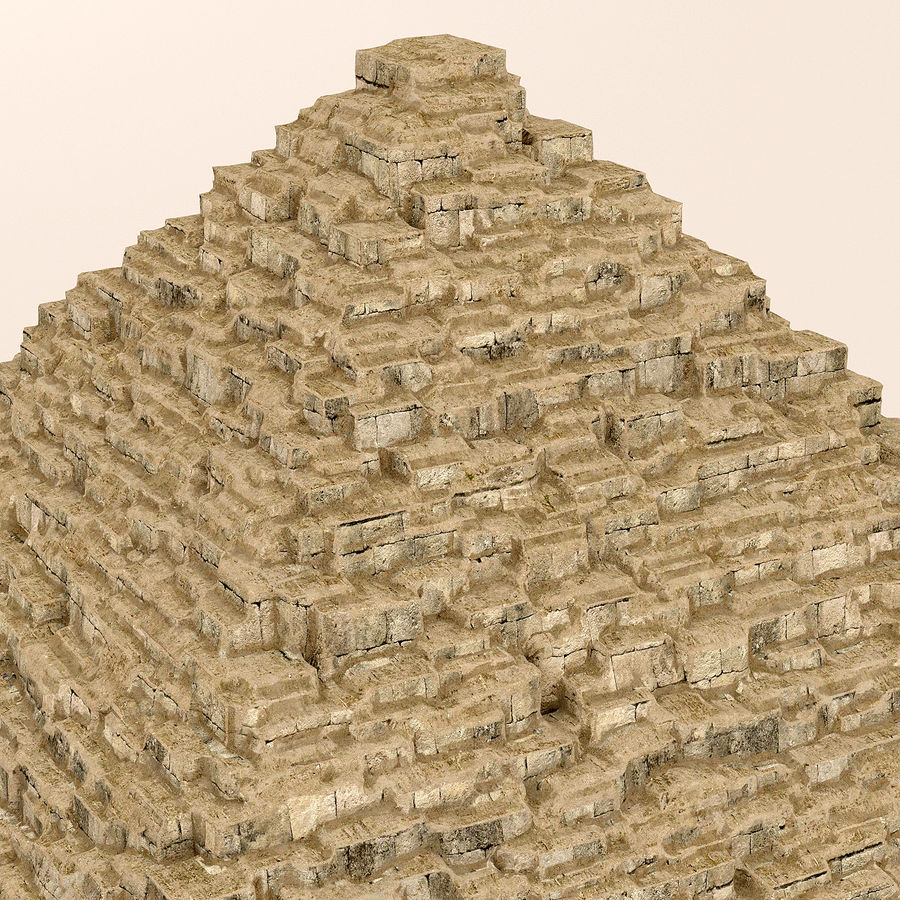 pyramider royalty-free 3d model - Preview no. 5