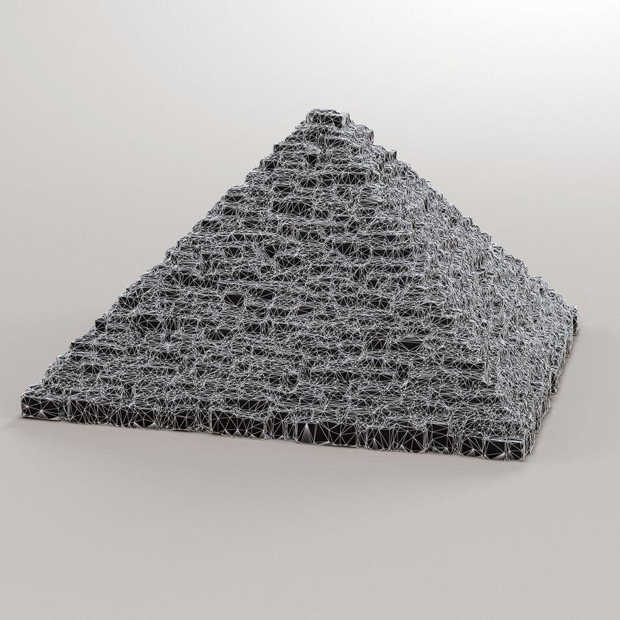 pyramider royalty-free 3d model - Preview no. 11