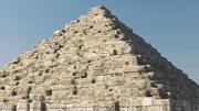 Pyramids 3d model