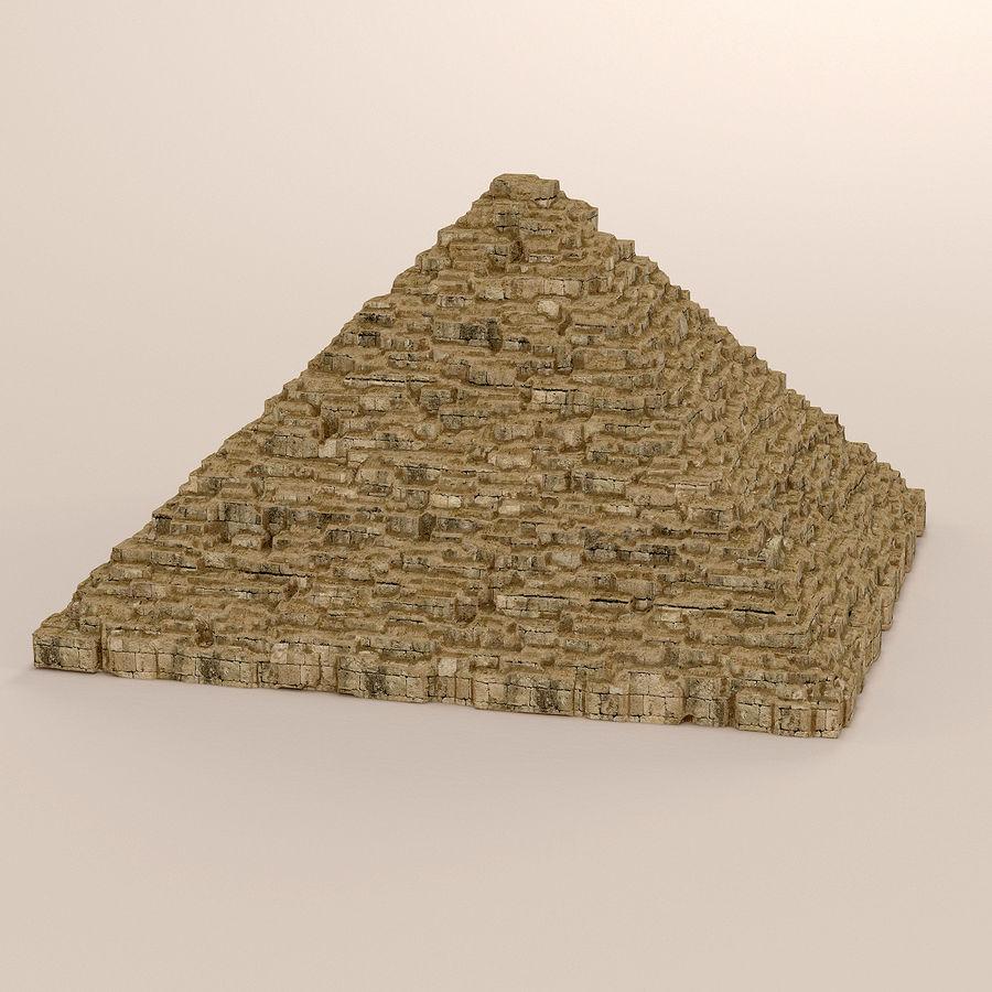 pyramider royalty-free 3d model - Preview no. 3