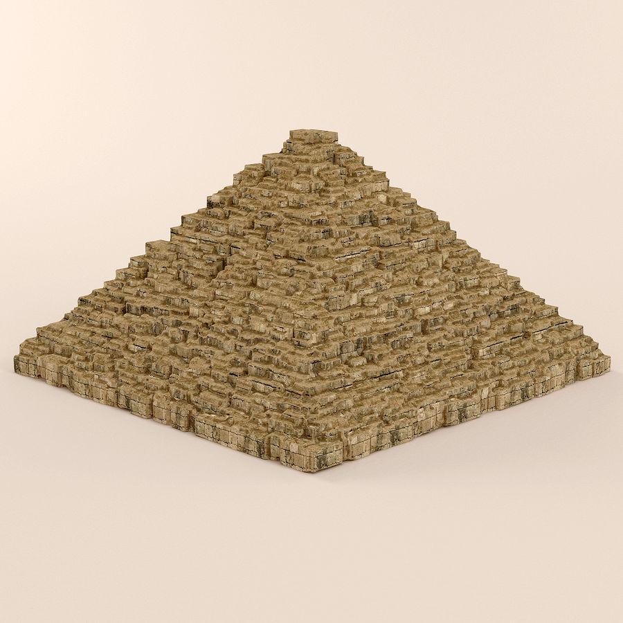 pyramider royalty-free 3d model - Preview no. 2