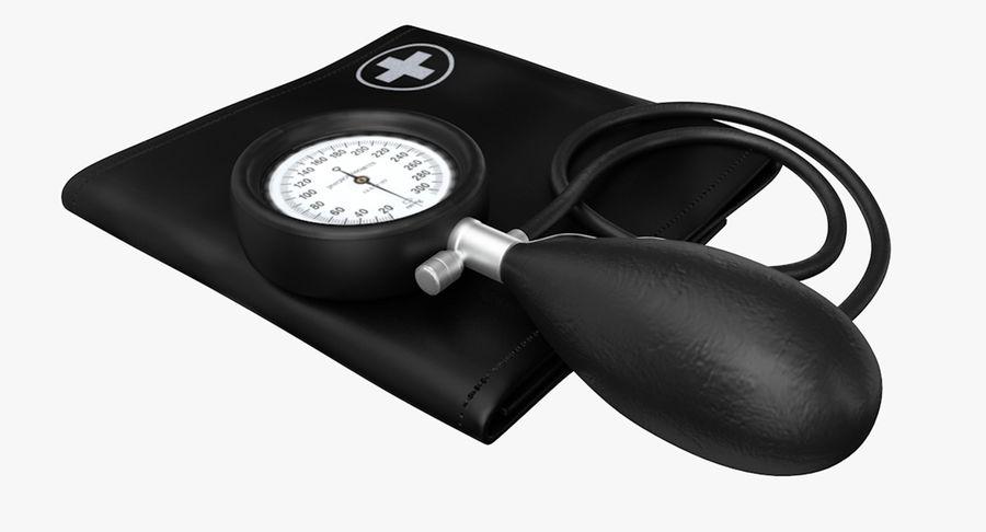 Tıbbi Tansiyometre royalty-free 3d model - Preview no. 5