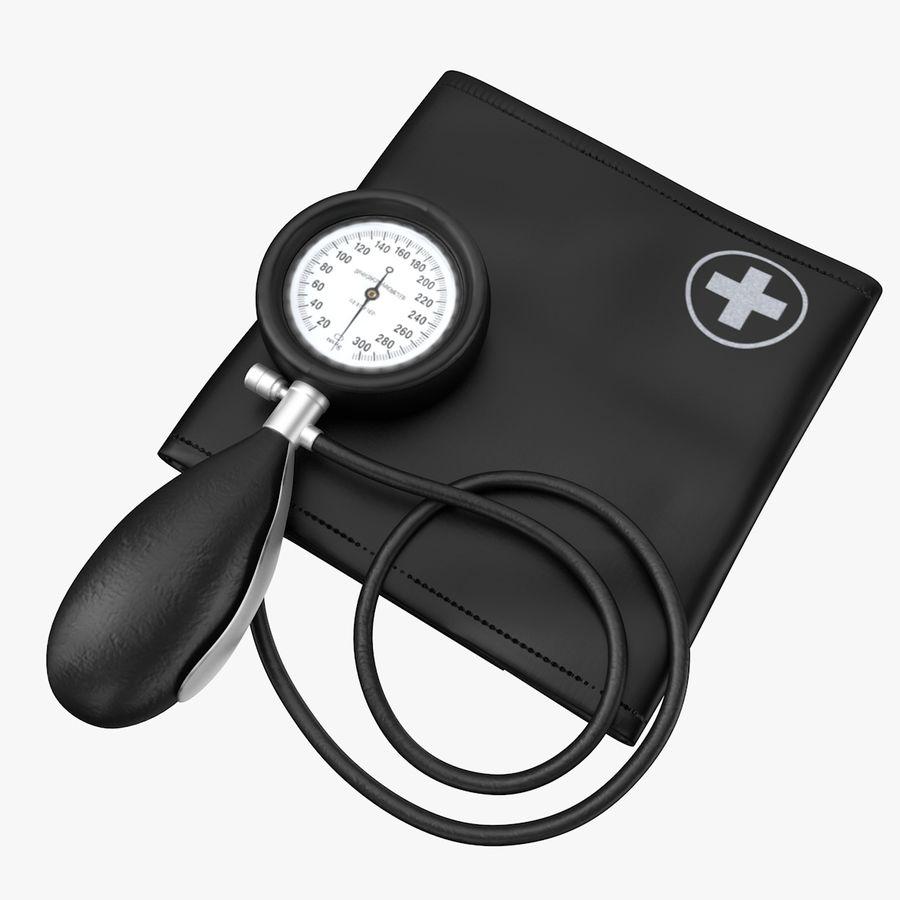 Tıbbi Tansiyometre royalty-free 3d model - Preview no. 1