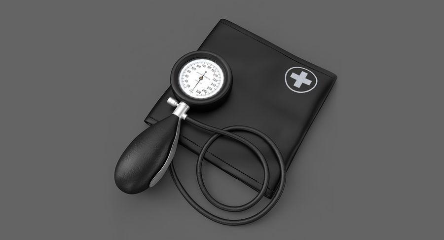 Tıbbi Tansiyometre royalty-free 3d model - Preview no. 3