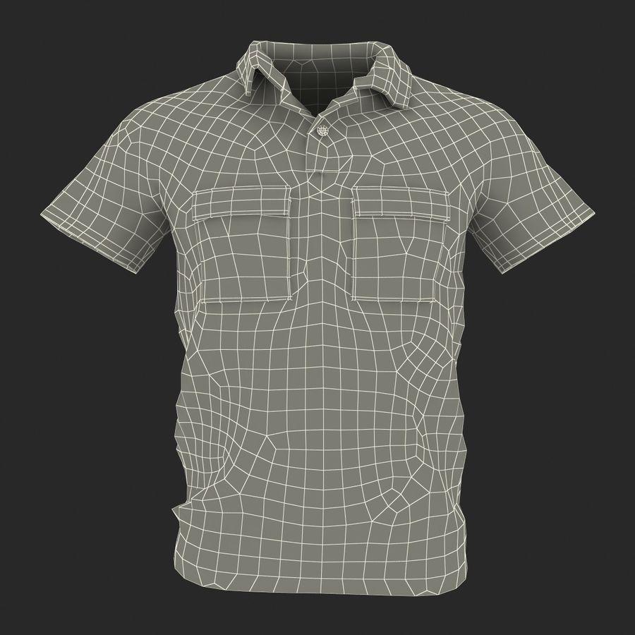 T-shirt kieszonkowy royalty-free 3d model - Preview no. 24