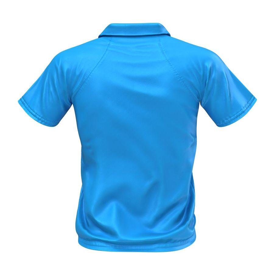 T-shirt kieszonkowy royalty-free 3d model - Preview no. 4