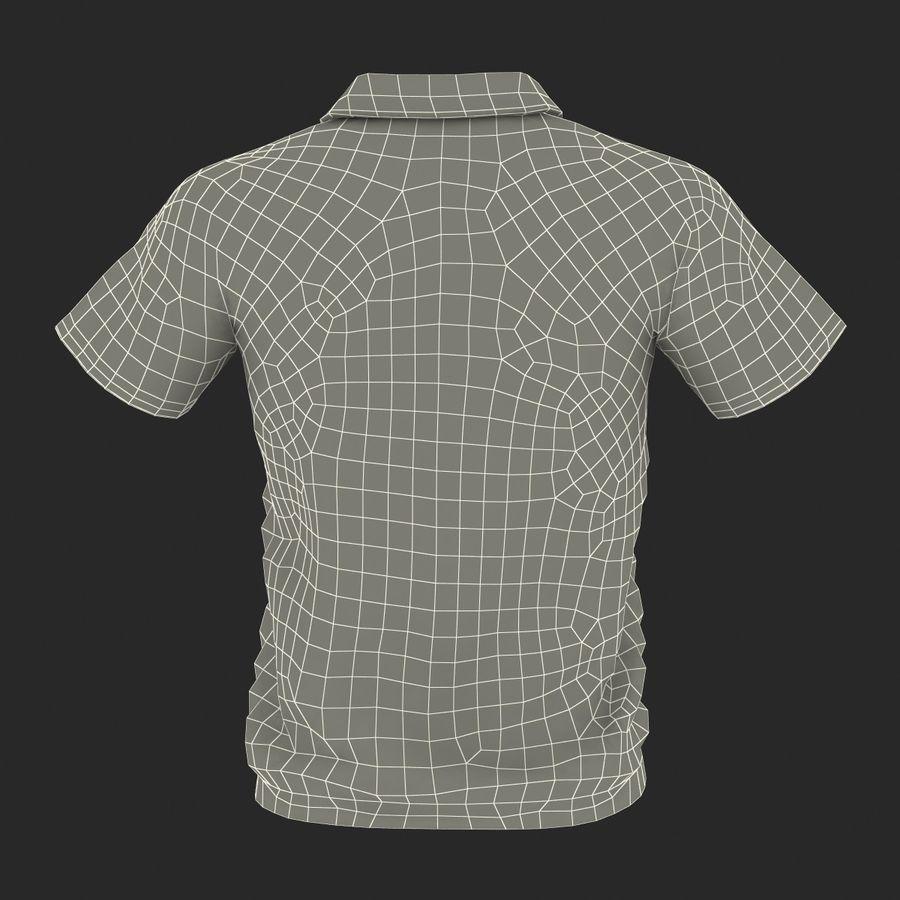 T-shirt kieszonkowy royalty-free 3d model - Preview no. 25