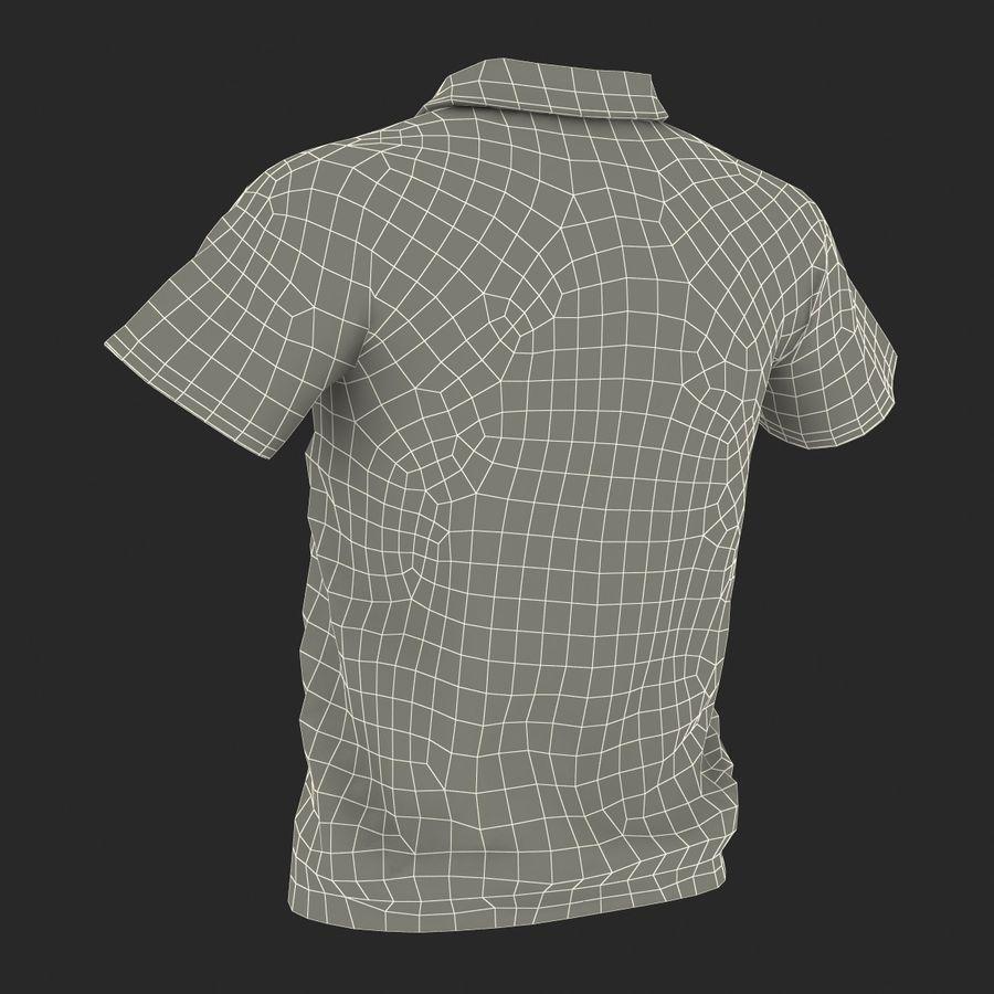 T-shirt kieszonkowy royalty-free 3d model - Preview no. 30