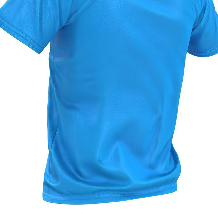 T-shirt kieszonkowy royalty-free 3d model - Preview no. 15