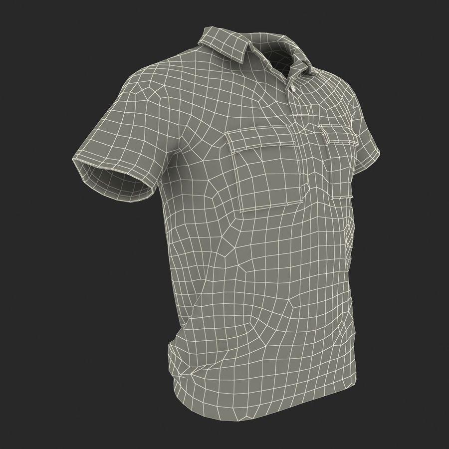 T-shirt kieszonkowy royalty-free 3d model - Preview no. 28