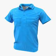 T-shirt kieszonkowy 3d model