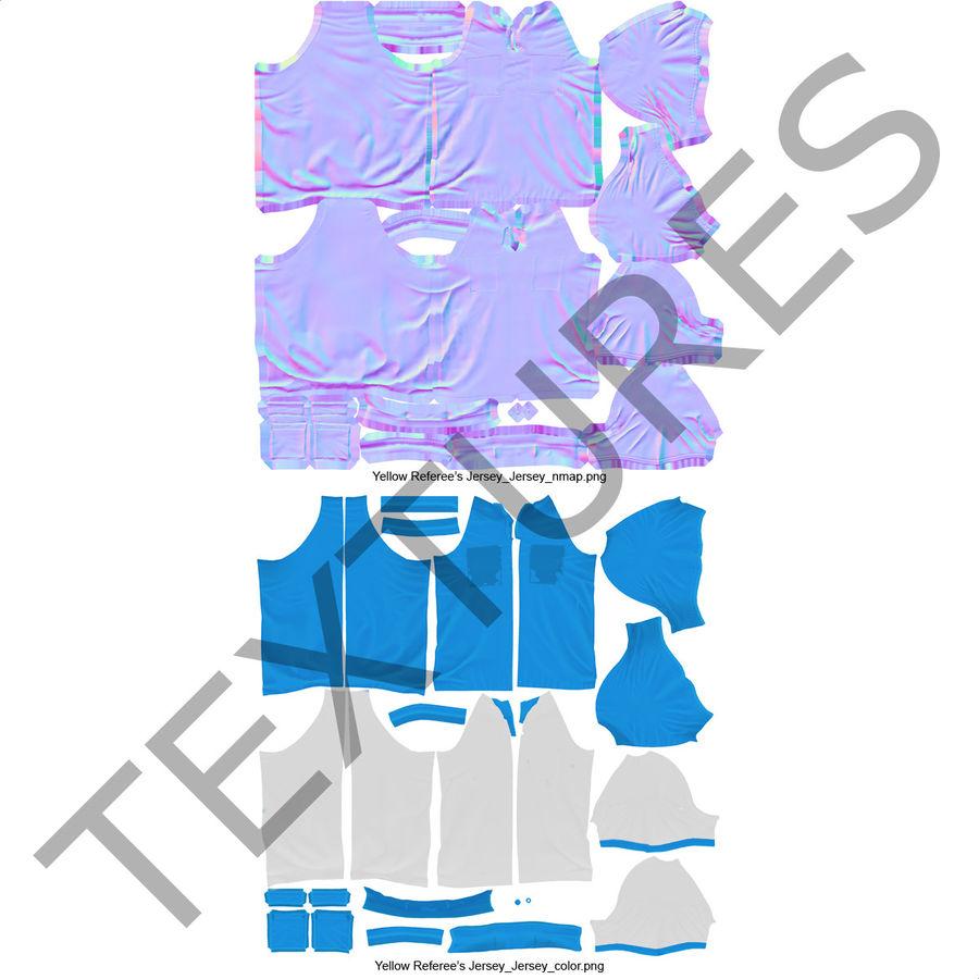 T-shirt kieszonkowy royalty-free 3d model - Preview no. 22