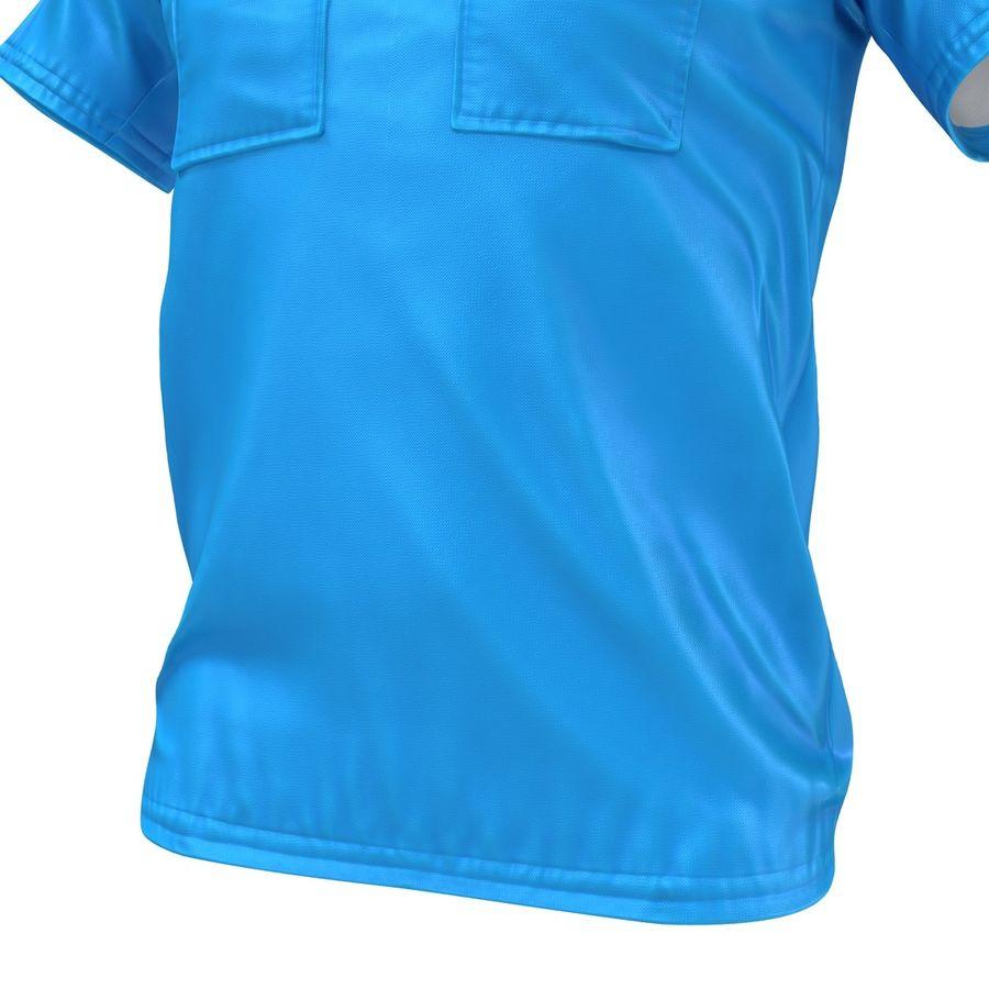 T-shirt kieszonkowy royalty-free 3d model - Preview no. 12