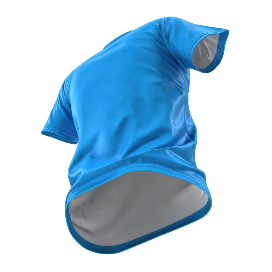 T-shirt kieszonkowy royalty-free 3d model - Preview no. 11