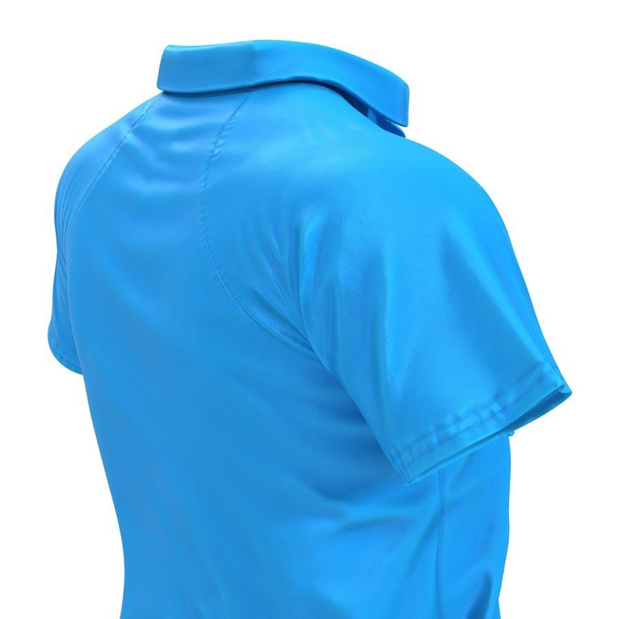T-shirt kieszonkowy royalty-free 3d model - Preview no. 17