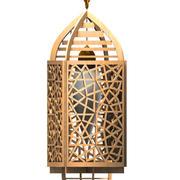 Lampe orientale 3d model