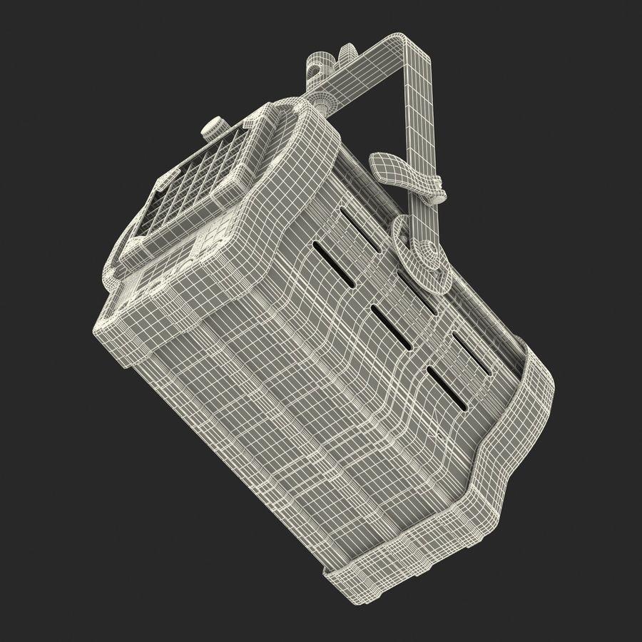 Studio Fresnel Light Generic 2 3D Model royalty-free 3d model - Preview no. 42