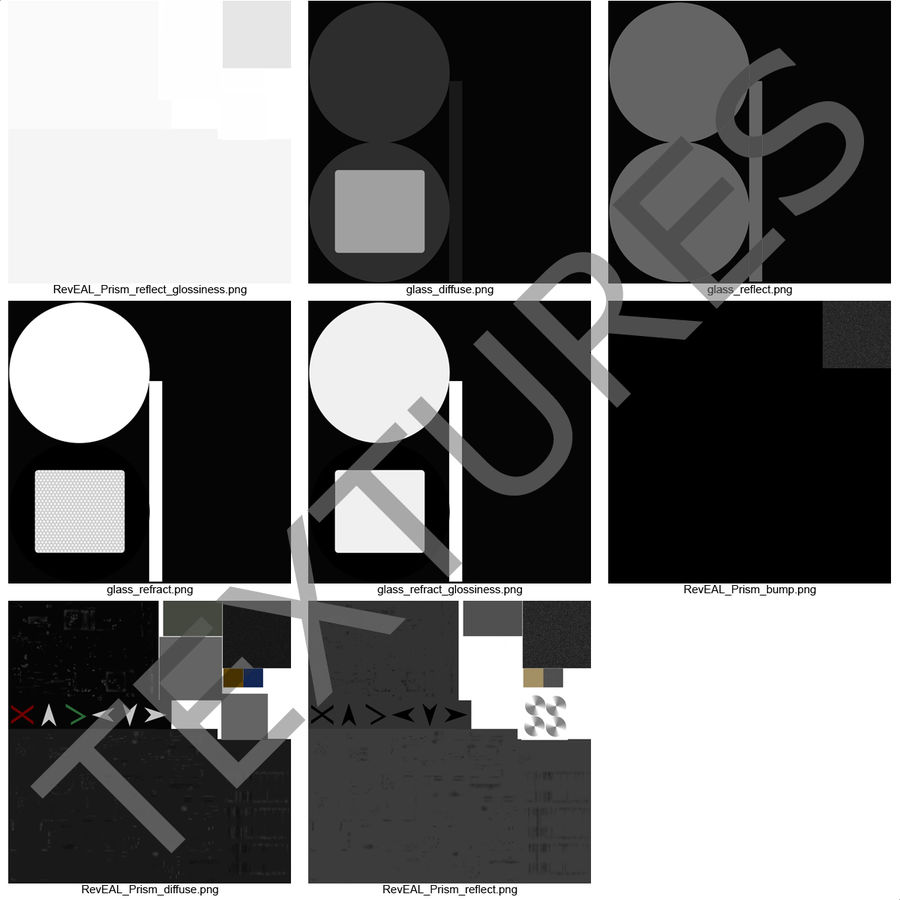 Studio Fresnel Light Generic 2 3D Model royalty-free 3d model - Preview no. 34