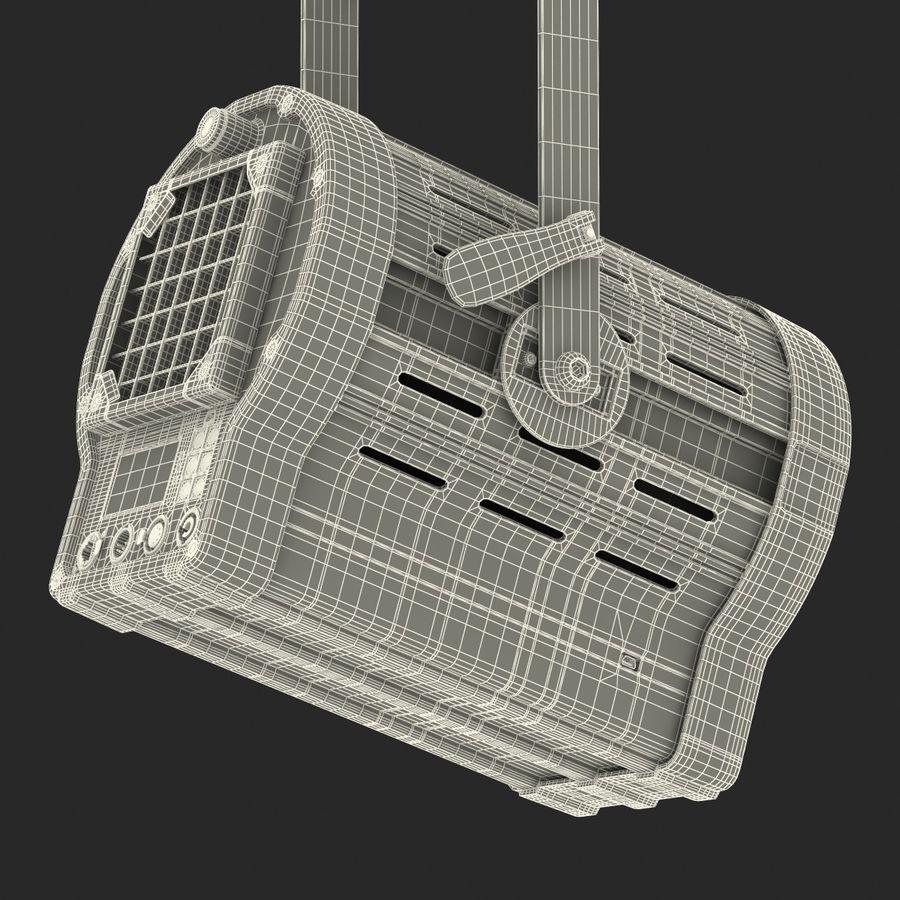 Studio Fresnel Light Generic 2 3D Model royalty-free 3d model - Preview no. 44