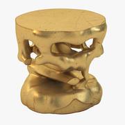 トリュフデザインサイドテーブル 3d model