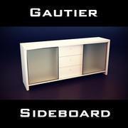 Gautier Manhattan Sideboard 3d model