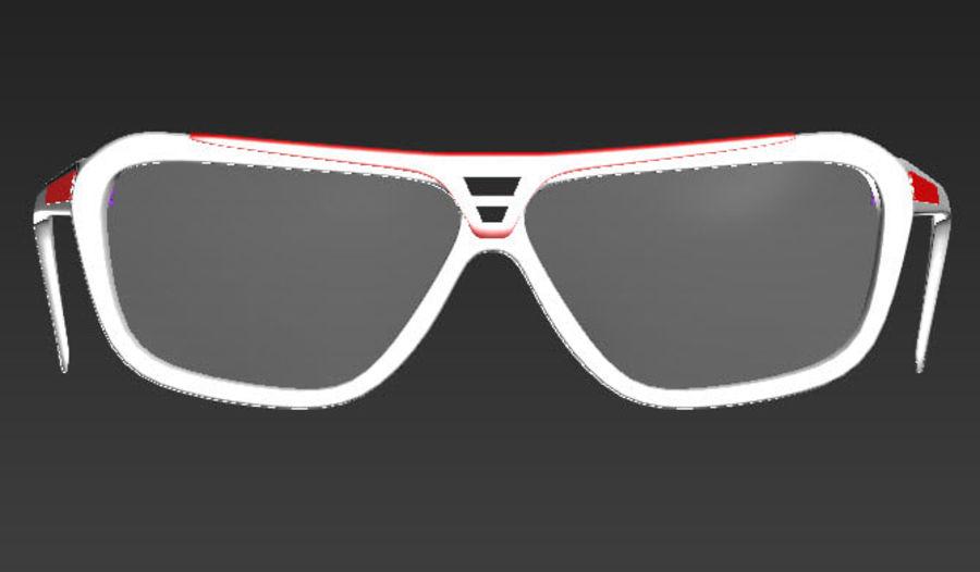 Bicchieri royalty-free 3d model - Preview no. 3