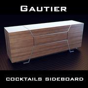 Credenza Gautier 3d model