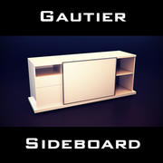 Aparador urbano de Gautier 3d model