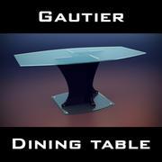 Gautier Extreme-tafel 3d model