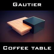 Gautier Manhattan Coffee Table 3d model