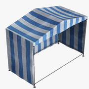 Marquee Tent 3d model