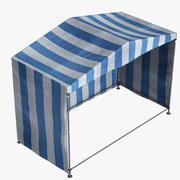 Tenda para tenda 3d model