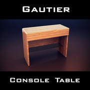 Gautier Dolce Frisierkommode 3d model