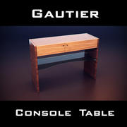 Gautier Extreme Console Table 3d model