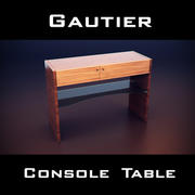 Gautier Extreme-consoletafel 3d model