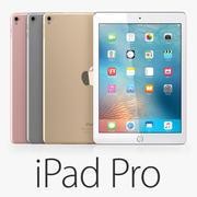 iPad Pro 9.7-inch 3d model