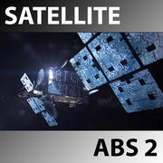 Satellit ABS 2 3d model