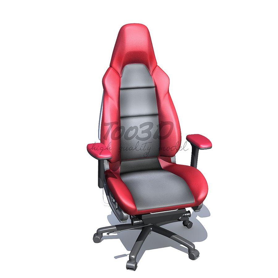 posto a sedere royalty-free 3d model - Preview no. 6