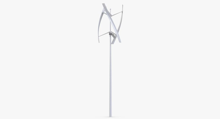 Wind Generator 2 royalty-free 3d model - Preview no. 4