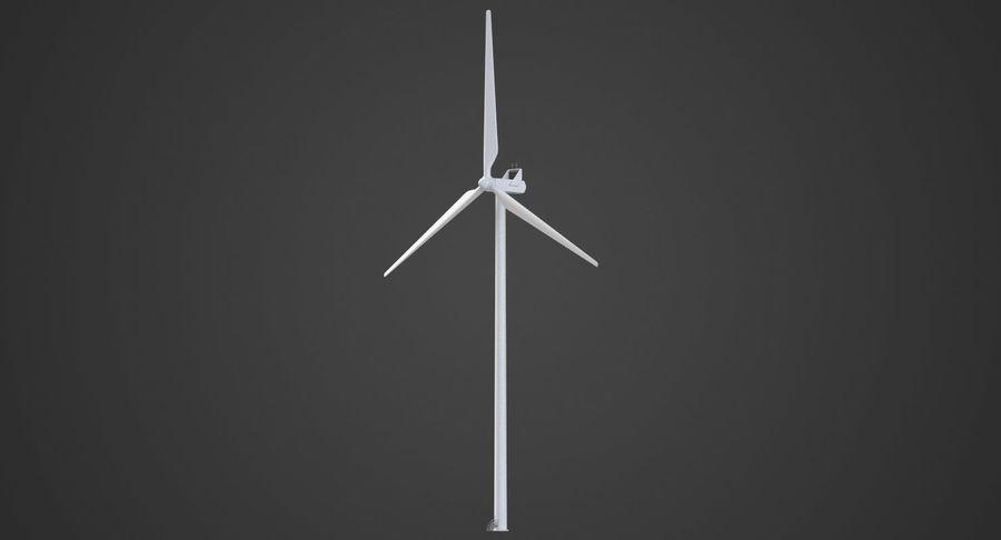Windgenerator 1 royalty-free 3d model - Preview no. 4