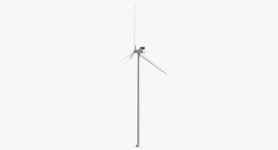 Windgenerator 1 royalty-free 3d model - Preview no. 7