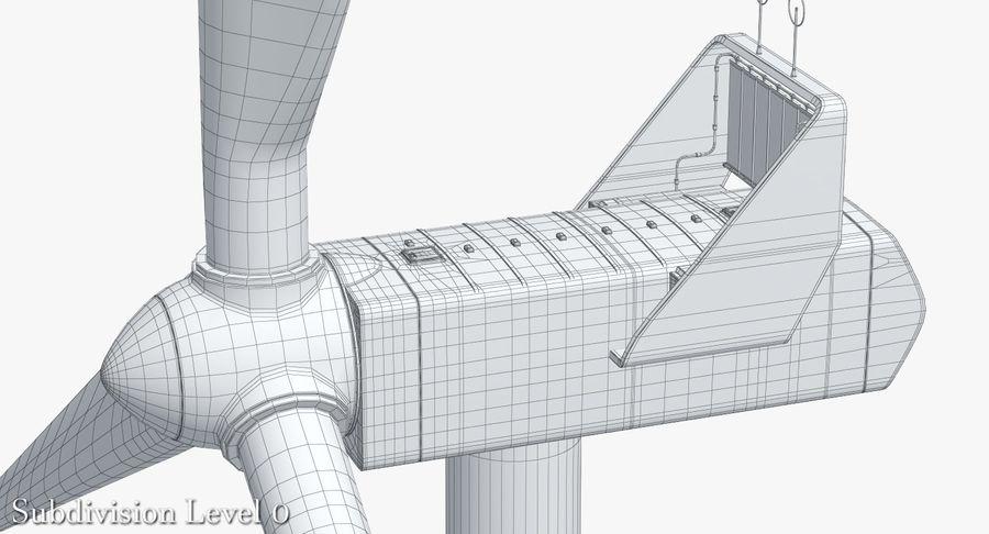 Windgenerator 1 royalty-free 3d model - Preview no. 20