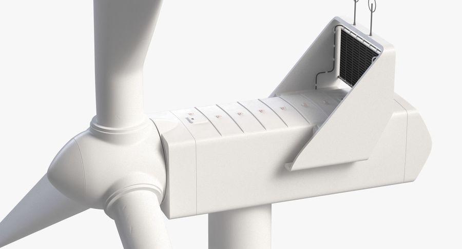 Windgenerator 1 royalty-free 3d model - Preview no. 19