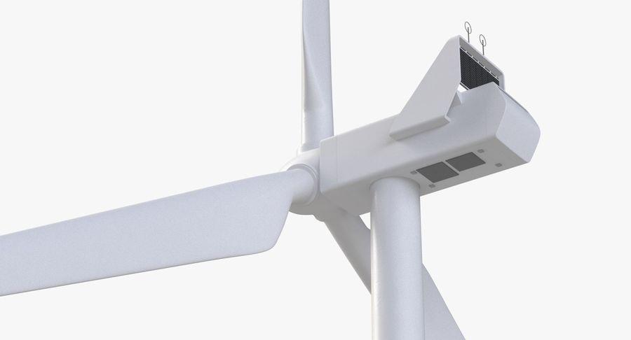 Windgenerator 1 royalty-free 3d model - Preview no. 16