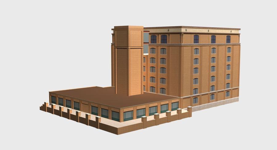 Sixth Floor Museum Dallas 3D Model $59