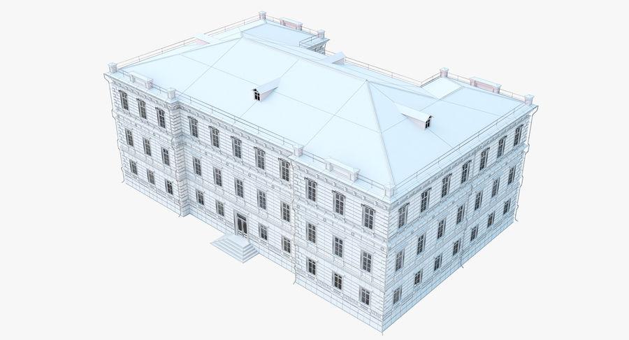 模块化建筑 royalty-free 3d model - Preview no. 13