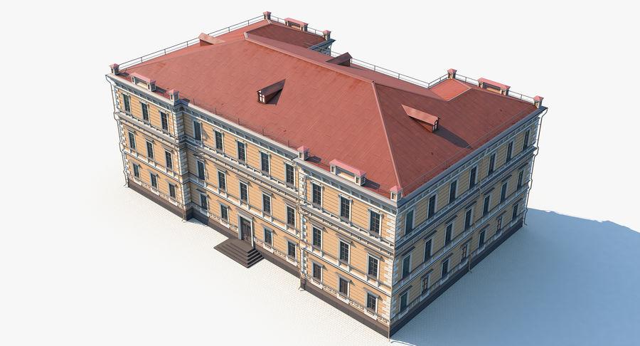 模块化建筑 royalty-free 3d model - Preview no. 3