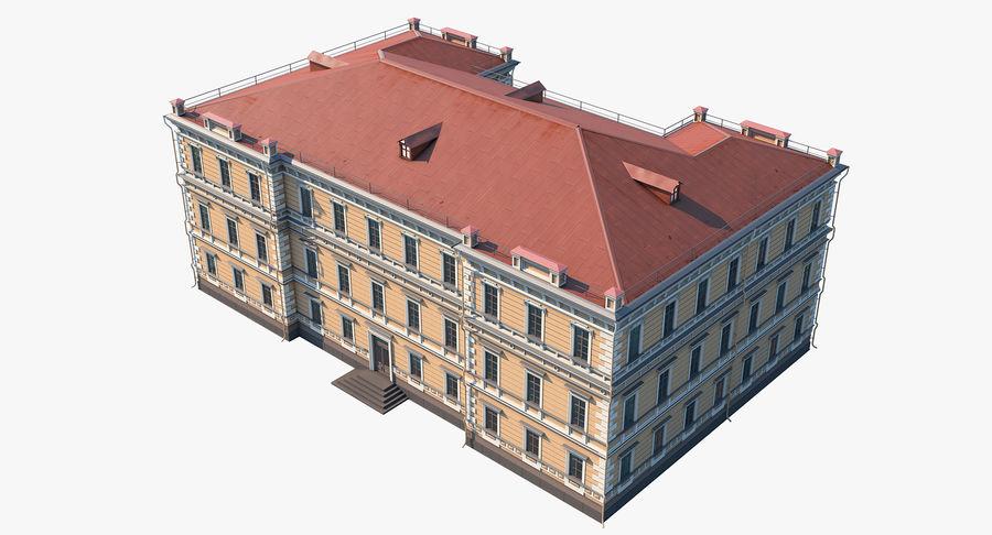 模块化建筑 royalty-free 3d model - Preview no. 2